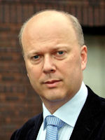 Profile image for MP Chris Grayling