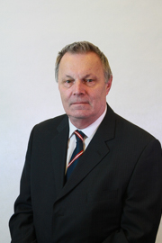 Profile image for Councillor Jerry Hudson